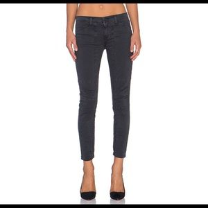 J Brand Utility Ginger Mid-Rise Cropped Cargo Jean